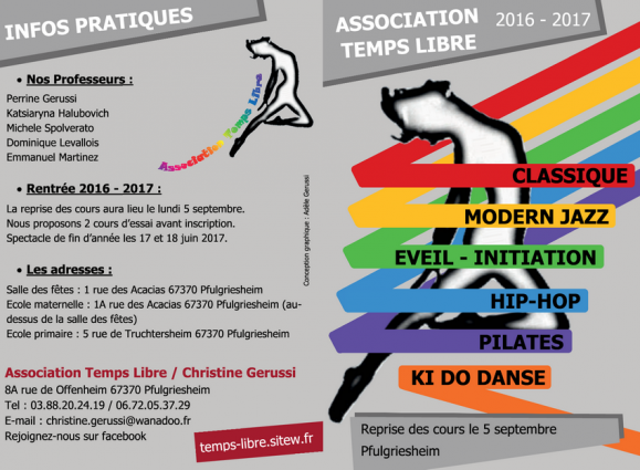 2016 08 24 association temps libre rentree 2016