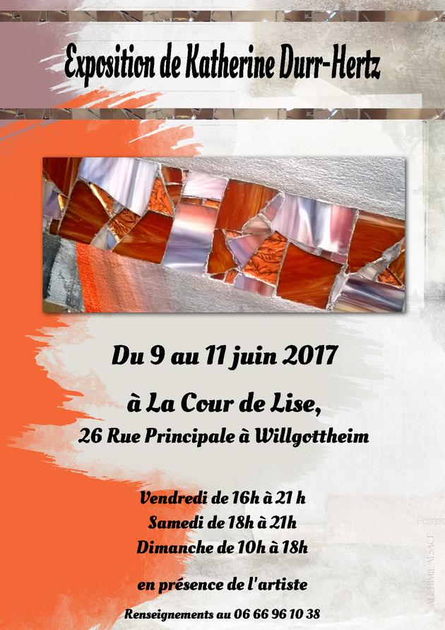 2017 05 29 exposition de katherine durr hertz a willgottheim