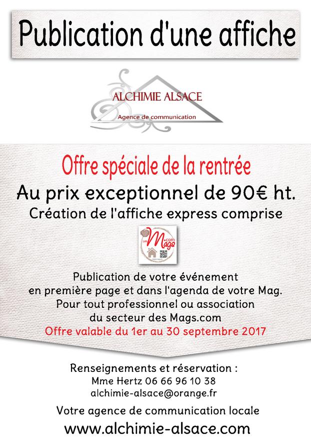 2017 08 29 alchimie alsace offre speciale premiere page et agenda