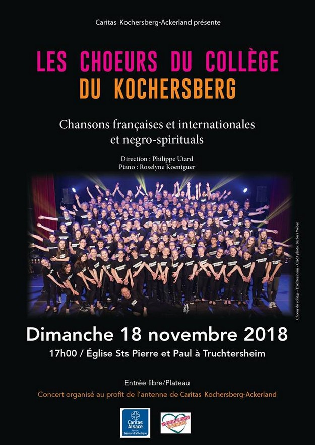 2018 10 24 les choeurs du college du kochersberg