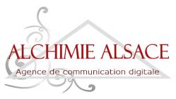 Agence de communication alchimie alsace logo