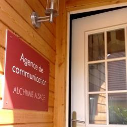 Agence de communication Alchimie Alsace à Marlenheim