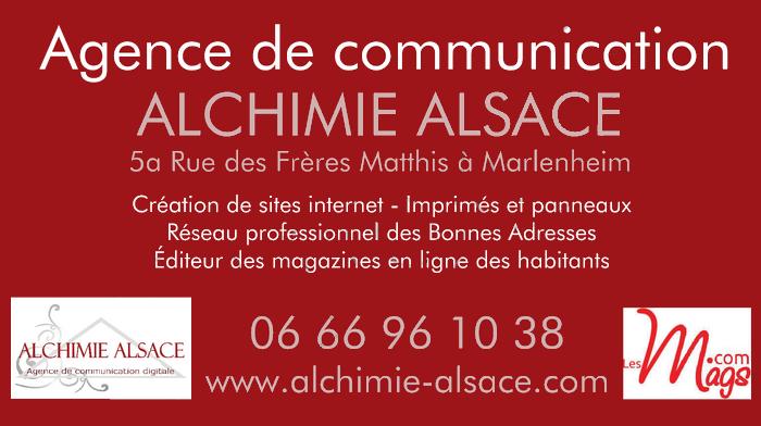 Alchimie Alsace, média et publicité locale sur Truchtersheim