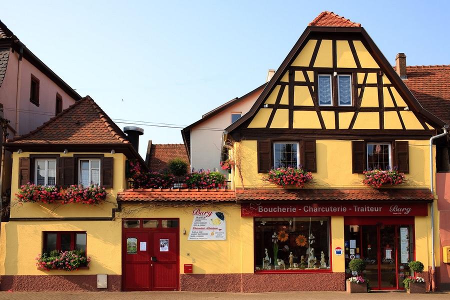 Bonne Adresse : Boucherie Burg à Marlenheim