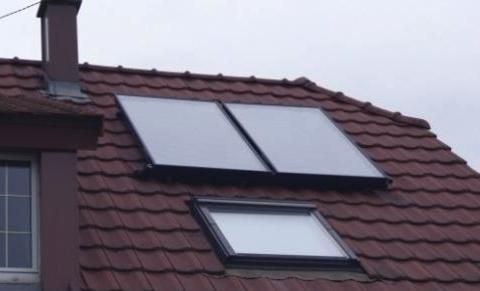 CUNELEC chauffage solaire et sanitaire à Kuttolsheim