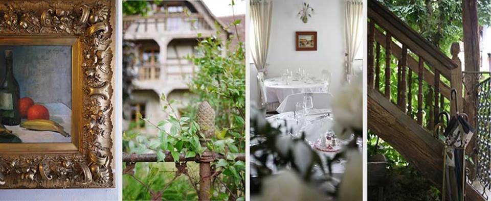 Restaurant La Cour de Lise à Willgottheim