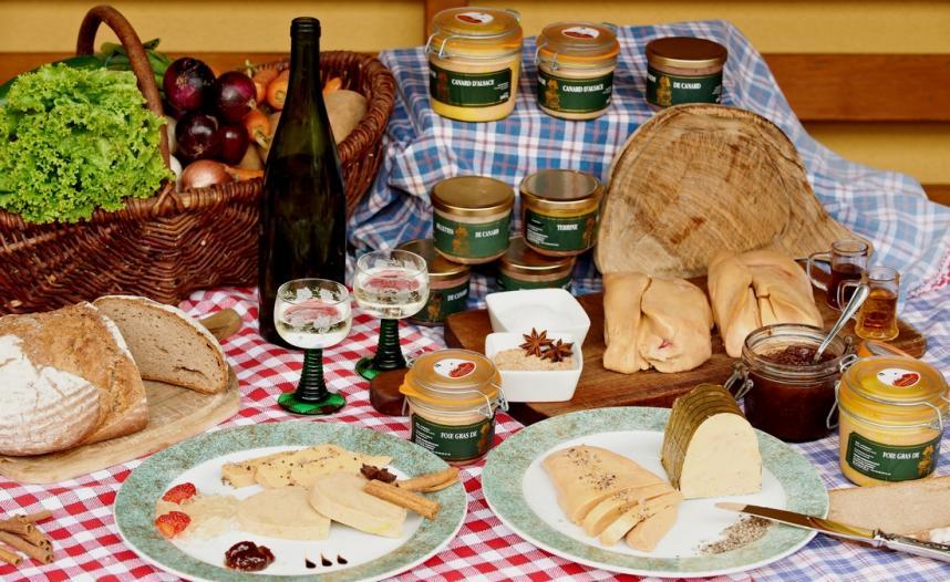Le gaveur du kochersberg foies gras