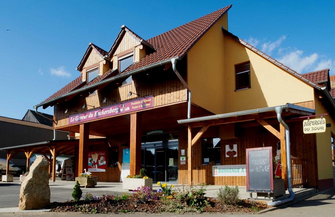 Le Gaveur du Kochersberg à Woellenheim