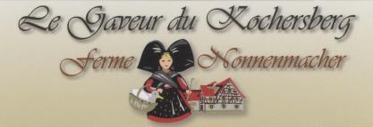 Logo le gaveur du kochersberg