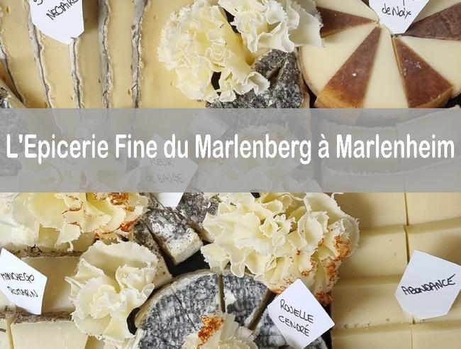 Epicerie Fine du Marlenberg à Marlenheim