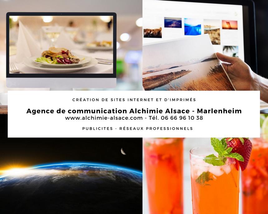 L'Agence de communication Alchimie Alsace