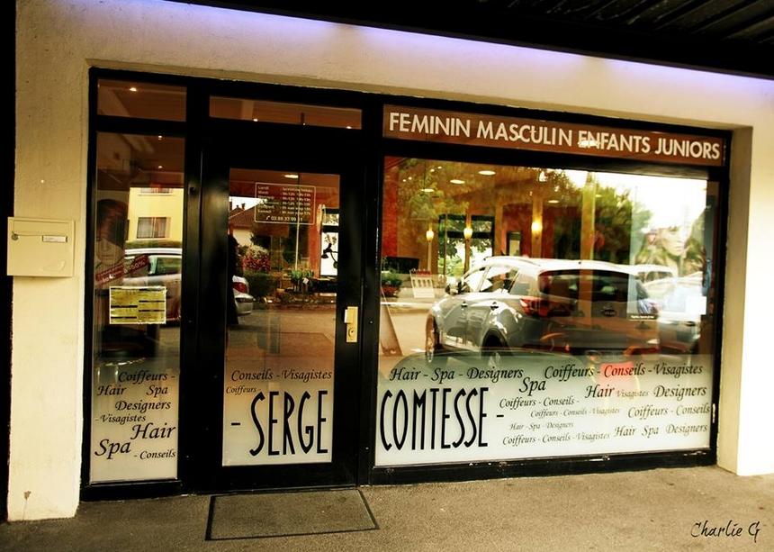 Salon de coiffure Serge Comtesse à Reichstett